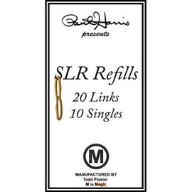Paul Harris Presents Refilll SLR Souvenir Linking Rubber Bands by Paul Harris