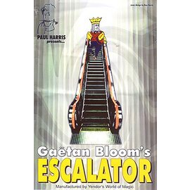 Paul Harris Presents USED - Escalator by Gaeton Bloom (M10)