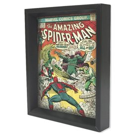 Pyramid America Shadowbox - Spider-Man #141