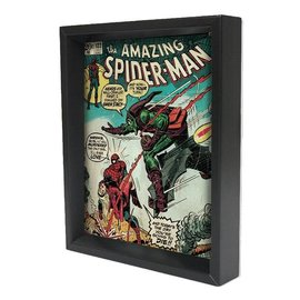 Pyramid America Shadowbox - Spider-Man #122