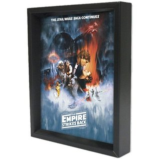 Pyramid America Shadowbox - Star Wars - Empire Strikes Back