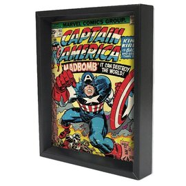 Pyramid America Shadowbox - Captain America – #193