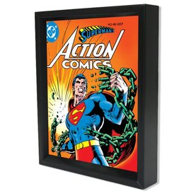 Pyramid America Shadowbox - Action Comics – #485