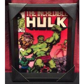 Pyramid America Shadowbox - Hulk #314
