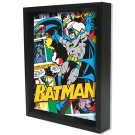 Pyramid America Shadowbox – Batman Panels