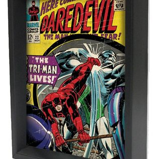 Pyramid America Shadowbox - Daredevil #22