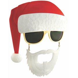 Sun-Staches Santa Claus Sunstaches