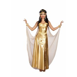 Dreamgirl International Cleopatra Goddess of Egypt, Small 2-6 by Dreamgirl