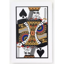 Forum Novelties Jumbo Disappearing Card Trick
