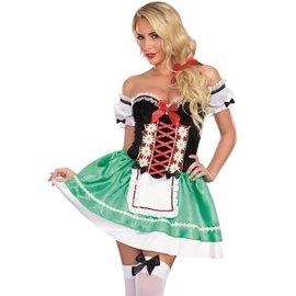 Dreamgirl International Bavarian Babe Small 2-6  by Dreamgirl