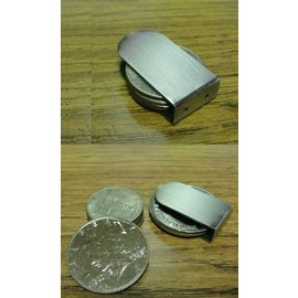 Viking Mfg. Coin Clip - Stainless Steel by Viking