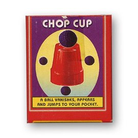 Uday Chop Cup, Plastic by Uday
