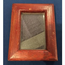 Tenyo ETSY Vintage Magic Card In Frame by Tenyo/Mikame M-35