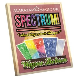 Alakazam Magic UK Spectrum by Wayne Dobson and Alakazam Magic