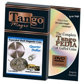 Tango Expanded Quarter Shell  Magnetic by Tango