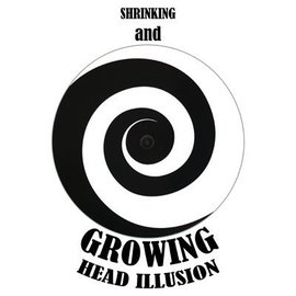 Top Hat Productions Folding Travel Spiral Shrinking and Growing Head Illusion by Top Hat Productions