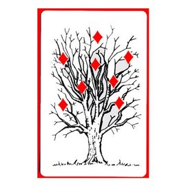 Fun inc. Tree of Diamonds Card by Royal Magic