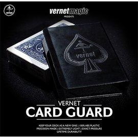 Vernet Vernet Card Guard (Black) by Vernet - Trick
