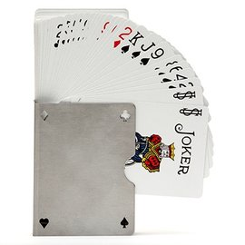 Bazar de Magia Card Guard - Stainless, Perforated by Bazar de Magia