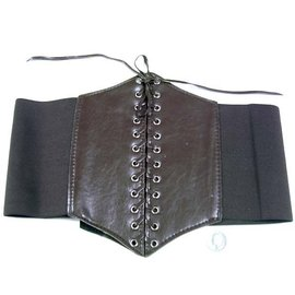 China Corset Belt - Brown