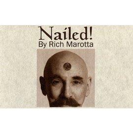 Martinka Nailed! by Rich Marotta