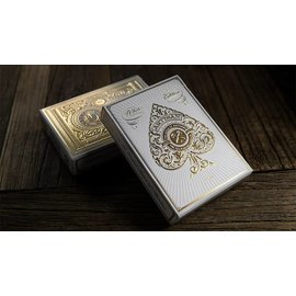Theory 11 Artisan Playing Cards (White) by Theory 11