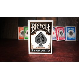United States Playing Card Company Bicycle Black Playing Cards by USPCC