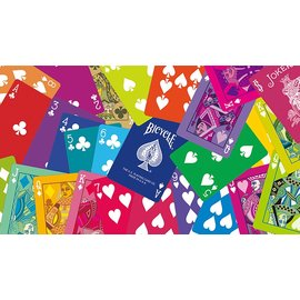 TCC Playing Cards Rainbow Deck by TCC (Playing Cards)