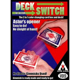 Astor Deck Switch by Astor