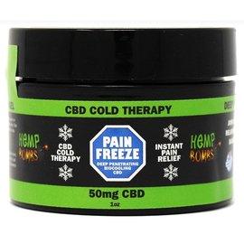 Hemp Bombs CBD Pain Freeze 1oz by Hemp Bomb