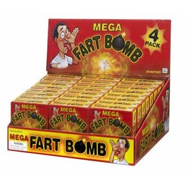 Forum Novelties Mega Fart Bomb - 4 pack