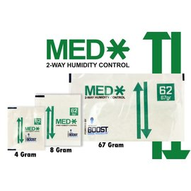 Medxhumidity Medtainer 2  Way 8 Gram Humidity Control Pack