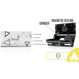 Rowll Rowll Case - Rolling Paper And Accesories