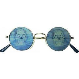 China Sunglasses Hologram Skull