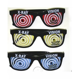 China Sunglasses X-Ray Vision - Assorted Color Lenses