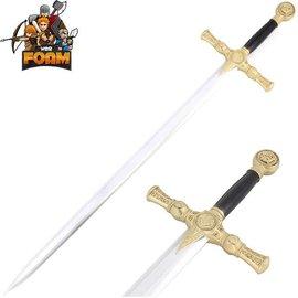 War Foam Sword Foam - Mason Knights Templar Crusader