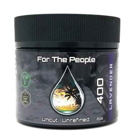CBD For The People CBD Salve Lavender 400mg by For The People