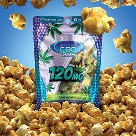Experience CBD CBD Caramel Popcorn 120mg by Experience CBD