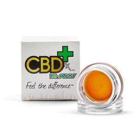 CBDfx CBD 300mg Wax Dabs 1G by CBDfx