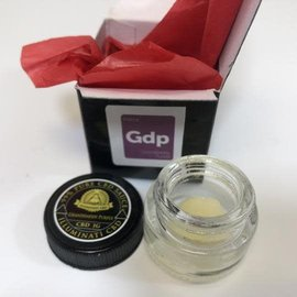 Illuminati CBD CBD Wax Grand Daddy Purple Isolate Sauce by Illuminati CBD
