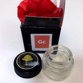 Illuminati CBD CBD Wax Green Crack Isolate Sauce by Illuminati CBD