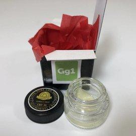 Illuminati CBD CBD Wax Gorilla Glue #1 Isolate Sauce by Illuminati CBD