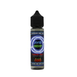 Avid Hemp CBD CBD E-liquid Dragon Fruit 1000mg 60ml by Avid Hemp