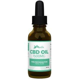 Medix Wellness CBD CBD Oil Tincture 1500mg 30ml by Medix CBD