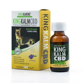 Green Roads World CBD Pet King Kalm 150mg by King Kanine by Green Roads World