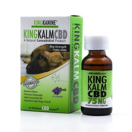 Green Roads World CBD Pet King Kalm 75mg by King Kanine/Green Roads World