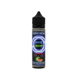 Avid Hemp CBD CBD E-liquid Watermelon 500mg 60ml by Avid Hemp