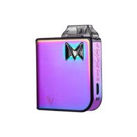 Smoking Vapor Mi-Pod, Rainbow Metal by Smoking Vapor