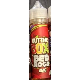 Vibleo Bed Rock 3mg 60ml eLiquid by Out The Box