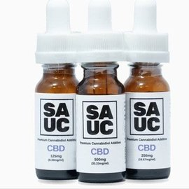 SAUC CBD Vape Additive 250mg by SAUC